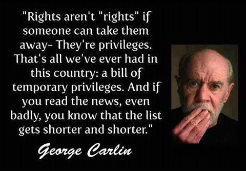 Carlin quote